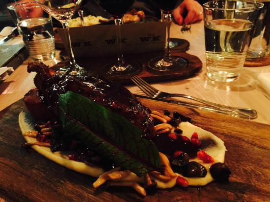 Chocolate Terrine - The Wine Kitchen - Picture of The Wine Kitchen ...