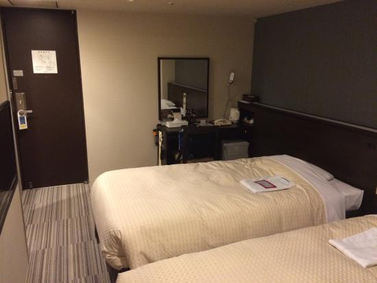 Ginza Capital Hotel Annex: 室内