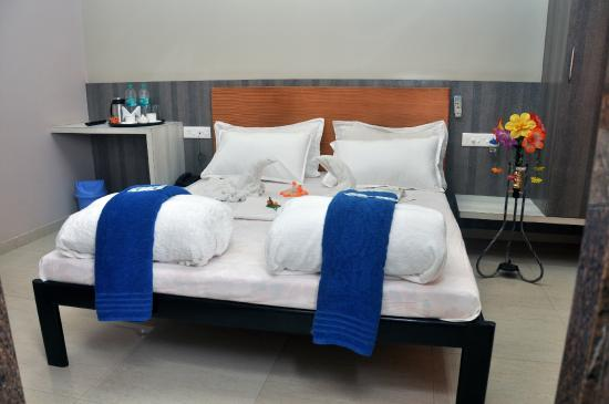 Malegaon, Indien: Deluxe A/c Room
