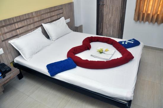 Malegaon, Indien: Suite Room