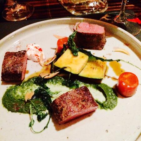 The Mansion Restaurant at Rosewood Mansion on Turtle Creek : Lamb