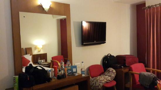 Meadows Residency - Ooty: Inside the room