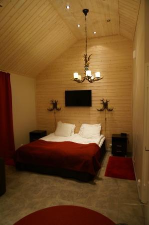Santa Claus Village: The sleeping area