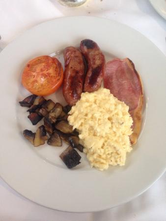 The Corran Resort & Spa: The corran breakfast - amazing!