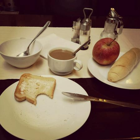 hotel Colloseum: Breakfast