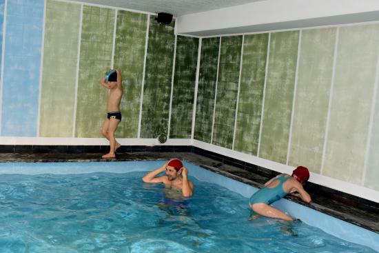 Griesfeld Sporthotel & Residenz: buono