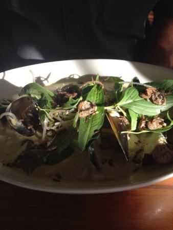 Hallam's Waterfront Restaurant: Laksa @Hallams