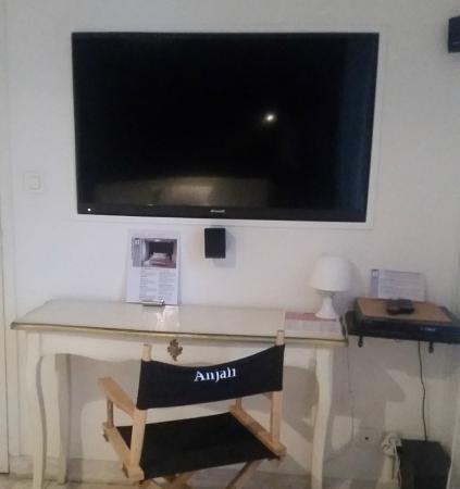 Maison d'hotes Anjali: Chambre Cinéma Paradiso
