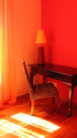 Maison d'hotes Anjali: Chambre Tolosa