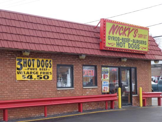 Delivery Fast Food In Crestwood Il