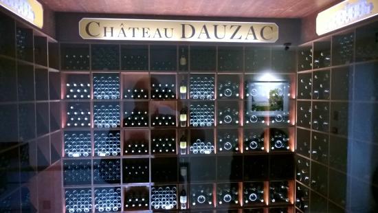 chateau dauzac cave - Chateau Dauzac Mariage