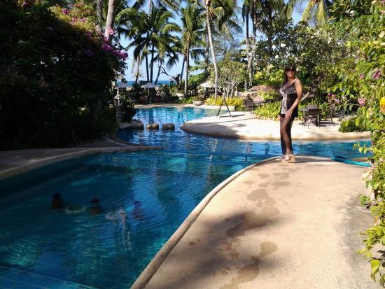 Thavorn Palm Beach Resort Bech