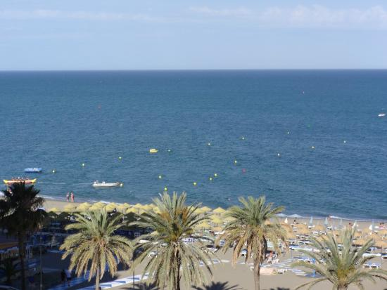Melia Costa del Sol : Beach view from balcony