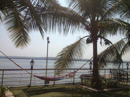 Deltin Palms: river view