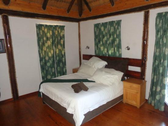 Sodwana Bay Lodge: Bedroom