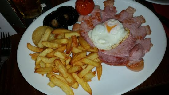 Emmott Arms: good food