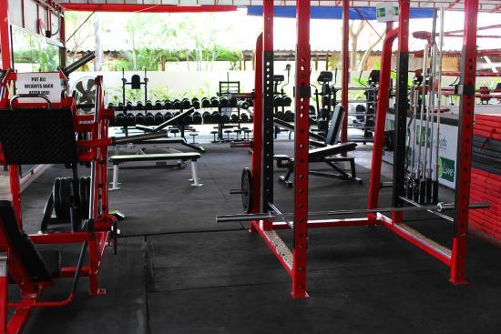 Hammer Strength Squat Rack/Hammer Strength Smith Machine