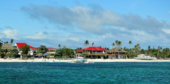 Malapascua Legend: Legend ressort next to Seaquest dive center