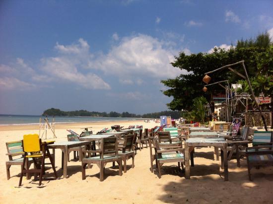 Banana Garden Home: The Beach at Banana