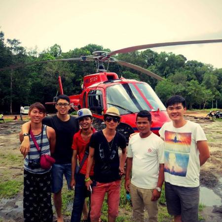 Angkor Driver Smey