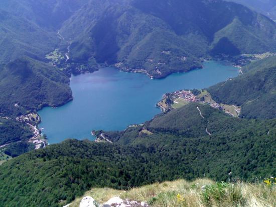 Hotel Locanda le Tre Oche: Lago di Ledro