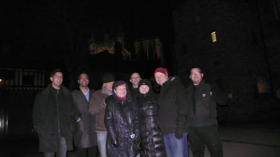 The Ghost Trail of York: Fun group good laughs