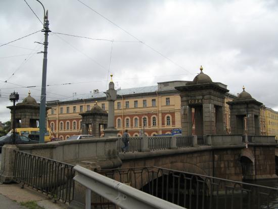Old-Kalinkin Bridge
