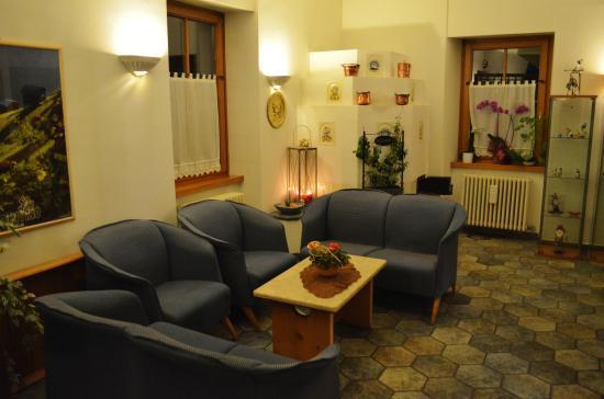 Hotel Locanda le Tre Oche: Zona relaz/Bar