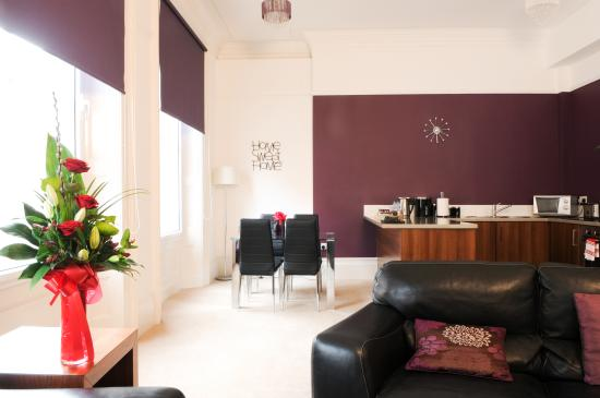 Hawksley House: One Double Bedroom Apartment