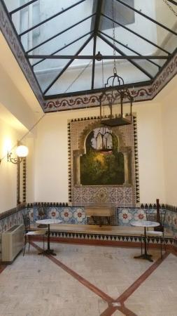 Best Western Ai Cavalieri Hotel: spazio comune molto bello