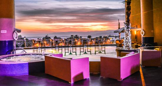 DoubleTree by Hilton Hotel Aqaba: Infinity Chill Out