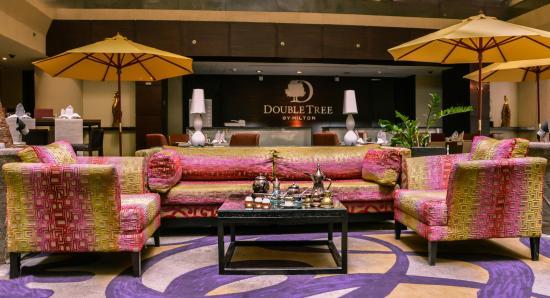 DoubleTree by Hilton Hotel Aqaba: Palm Court Cafe