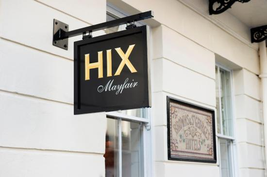 HIX Mayfair Exterior