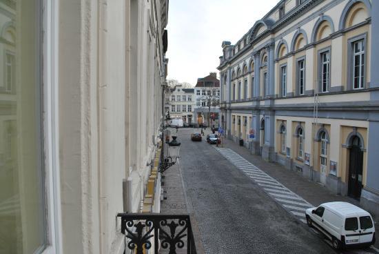 Hans Memling Hotel: street view