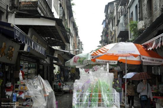 Qingping Medicine Market : Mercado Qingping, Guangzhou