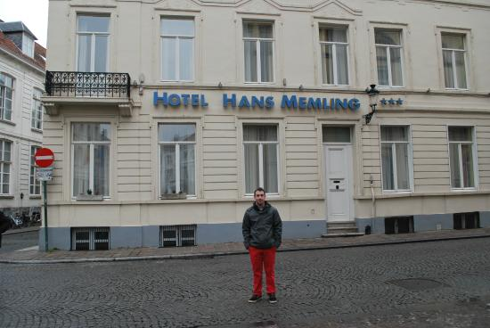Hans Memling Hotel: paddy at the hotel