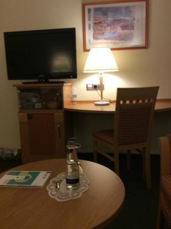 Hotel Koenigshof : Под телевизором - бар