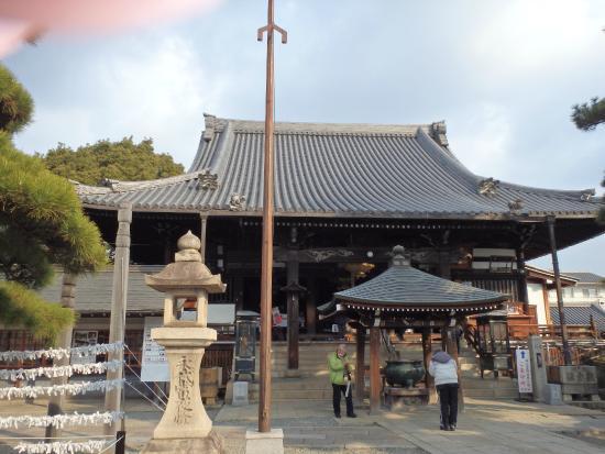 Fujii-dera Kannon Temple: 本堂