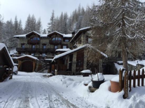 Albergo Ristorante Notre Maison: Hotel notre maison