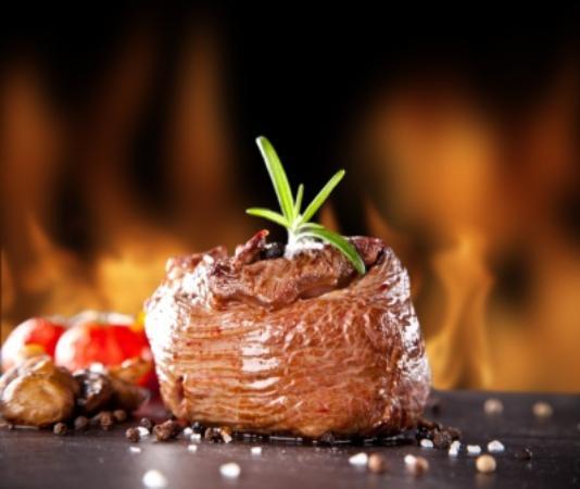 Butcher Block Steakhouse: Superb Fillet Steak