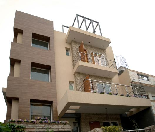 BMS Service Apartments Noida