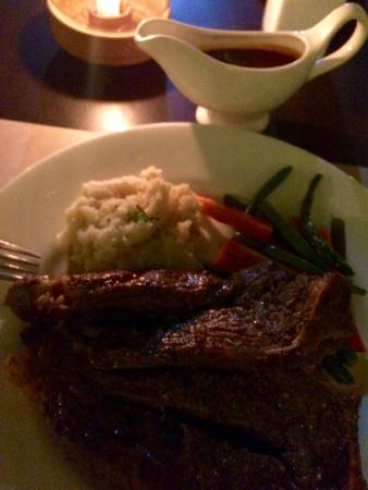 The Fat Chef : t-bone :)