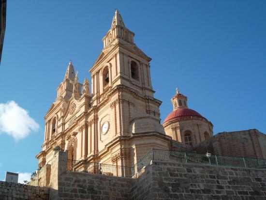 Memorabilia - Picture of Mellieha Parish Church, Island of Malta -  Tripadvisor
