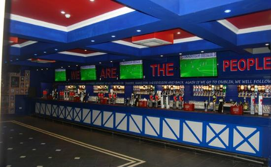 The Louden Tavern: Ibrox Stadium