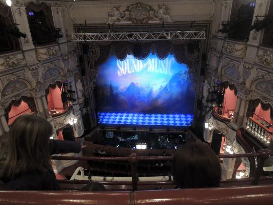 Sound Of Music Picture Of Lyceum Theatre Sheffield