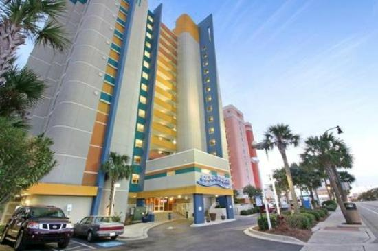 Atlantica Oceanfront Resort 54 5 9 Updated 2018 Prices Hotel Reviews Myrtle Beach Sc Tripadvisor
