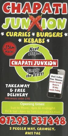 Chapati Junxion