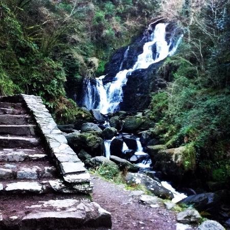 Torc Mountain Walk: torc waterfall