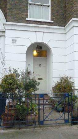 Number 37 front door