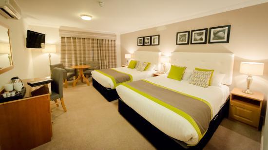 Glenroyal Hotel & Leisure Club: Bedroom